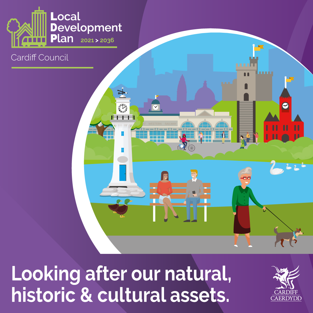 Looking after our natural, historic and cultural assets